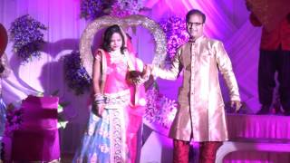 Dulha Dulhan Dance Antima-Sudarshan Wedding