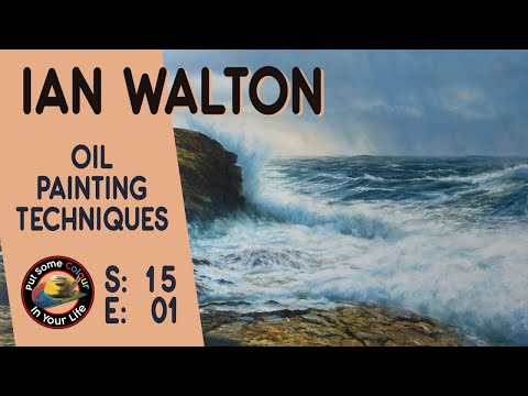 Fine Art Tips with Ian Walton on Colour In Your Life