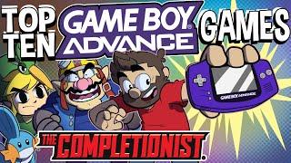 Top 10 Gameboy Advąnce Games