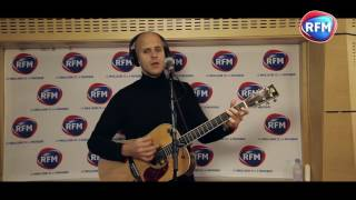 Milow - Sur la lune (Howling at the moon) - Session acoustique RFM