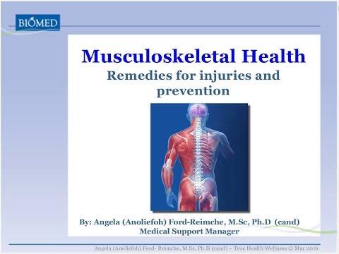 Musculoskeletal Health Webinar