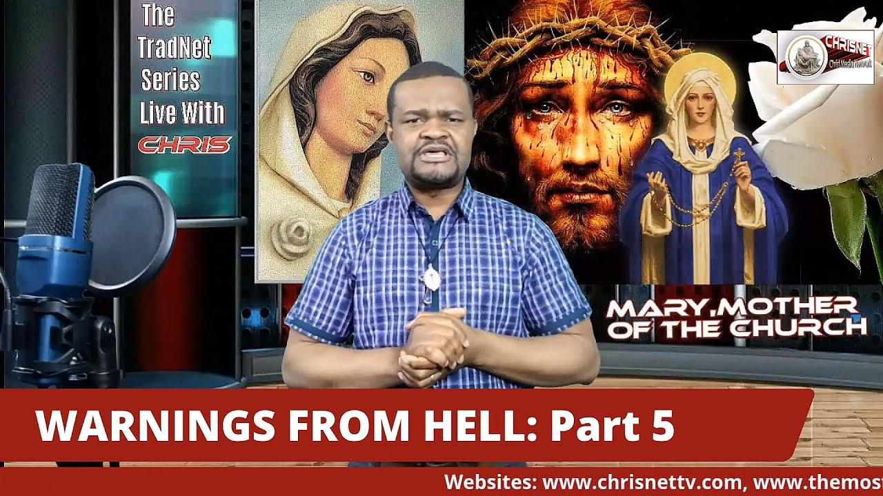 "WARNINGS FROM HELL: Part 5 ""MARY, MOTHER OF THE CHURCH"" (The forced confession of Beelzebub)"