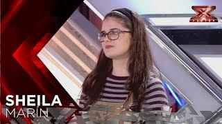 La voz de Sheila Marín deja atónito a los jueces | Audiciones 2 | Factor X 2018