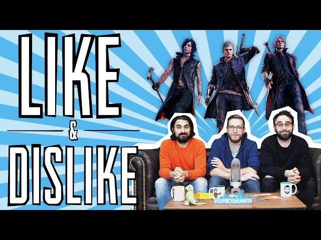 LIKE & DISLIKE: Devil May Cry 5, Nintendo Labo VR, Remote Play de PS4 en iOS...