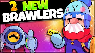 TWO new Brawlers, EXTRA Brawl Pass Info, EMOTES IN GAME | This Changes EVERYTHING in Brawl Stars