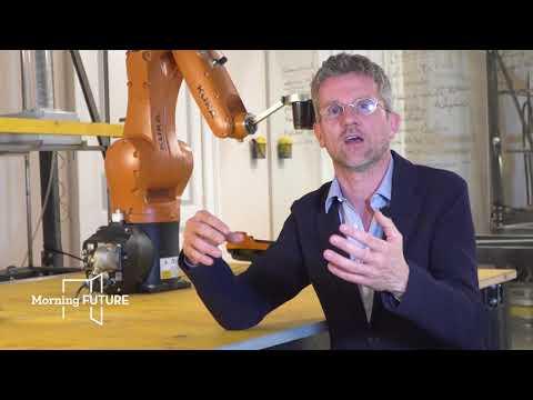 Morning Future - intervista a Carlo Ratti: le Senseable Cities del futuro