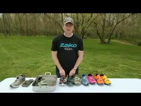 Why Zekos are the Best Fishing and Boating Shoe