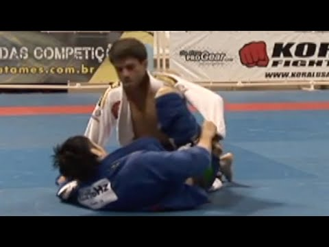 Yusuke Honna VS Felipe Costa / World Championship 2008