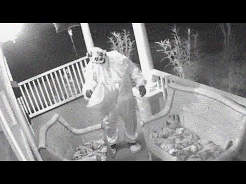 Paranormales Wesen auf Kamera aufgezeichnet..