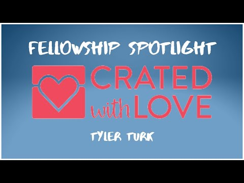 2016 Future Founders Fellowship Spotlight: Tyler Turk, Crated With Love (Fresno State University)