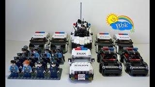 Домашние сражения игрушек ↑ Военные солдатики, полицейские, нёрфы, машинки, вертолёты↑ Обзор игрушек
