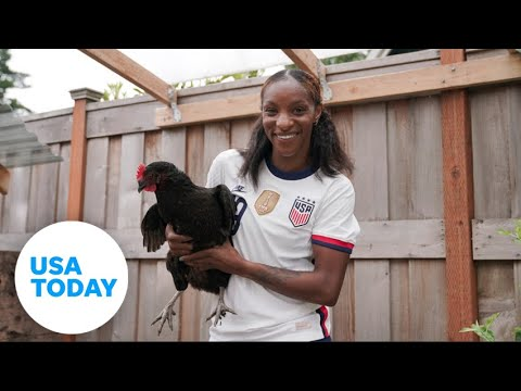 Crystal Dunn and USWNT want historic back-to-back World Cup title and Olympic gold   USA TODAY