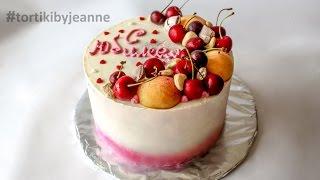 Торт ручной работы от домохозяйки(Процесс приготовления Шоколадного торта