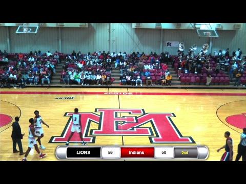 Men's Basketball EMCC Lions VS Itawamba community college