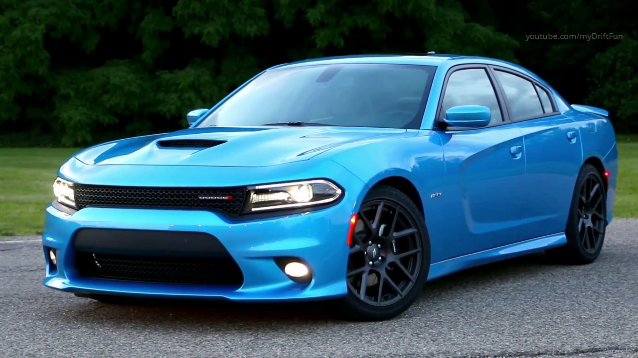 2019 Dodge Charger R/T - More Performance and Fun - YouTube