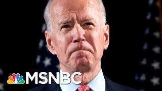 Biden Tells Black Trump Supporters 'you Ain't Black' | Hallie Jackson | Msnbc