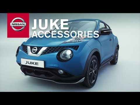 Nissan Juke : Discover The New Nissan Personalization Range