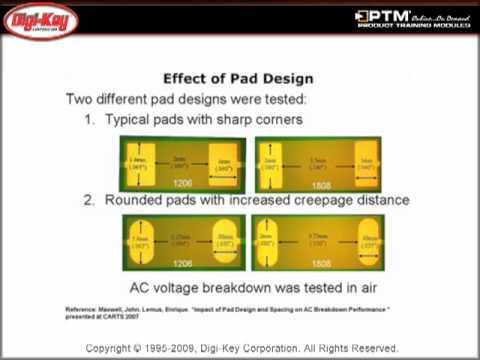 High Voltage PCB Design for Arc Prevention