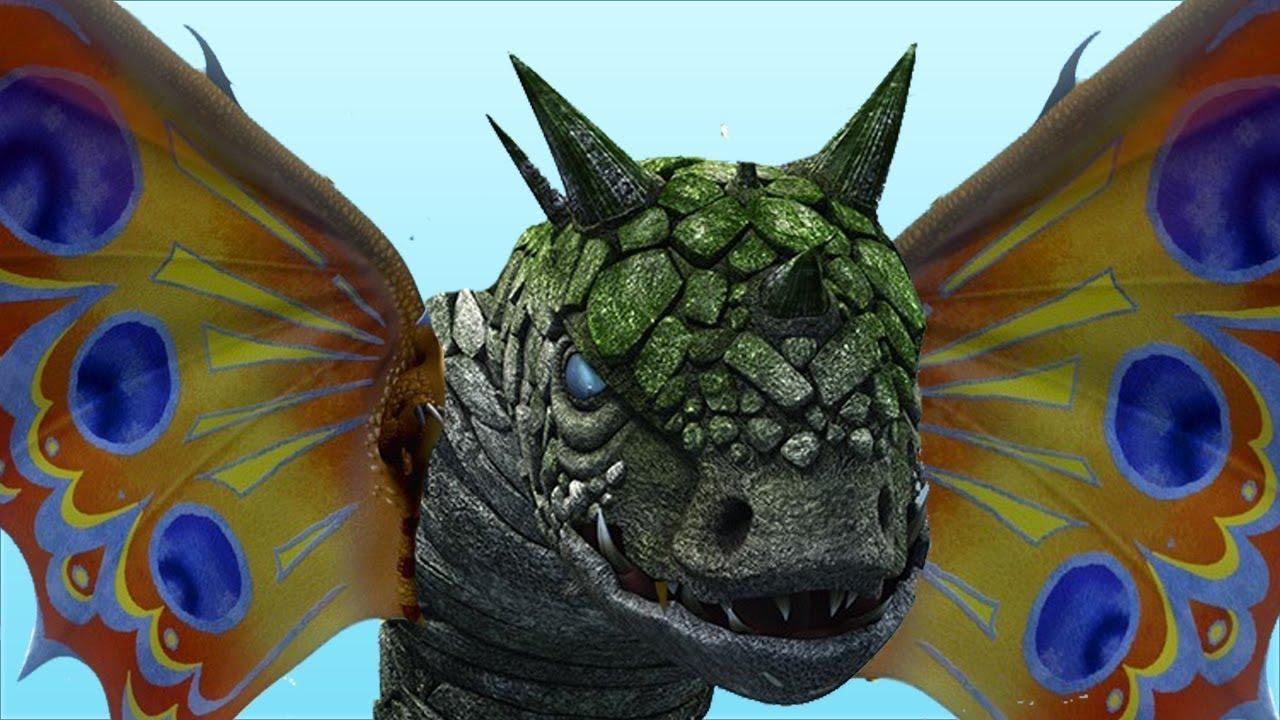 СТРАЖ СМЕРТИ. Новый дракон смерти в моей книге - YouTube