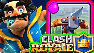 EASY ELECTRIC XBOW Deck! - Clash Royale!
