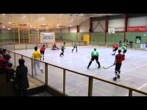 Damen-BuLi Rollhockey: RSC Darmstadt vs. RSpvgg Herten