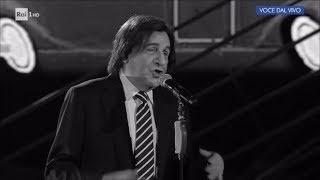 Claudio Lippi è Giorgio Gaber: