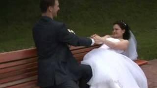 Вероника и Алексей Бонус со Свадьбы