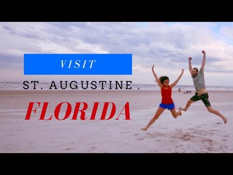 Weekend Trip to St. Augustine, Florida!