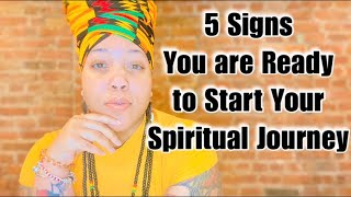 Download Spirituality: 5 Sign You are Ready to Start Your Spiritual Journey