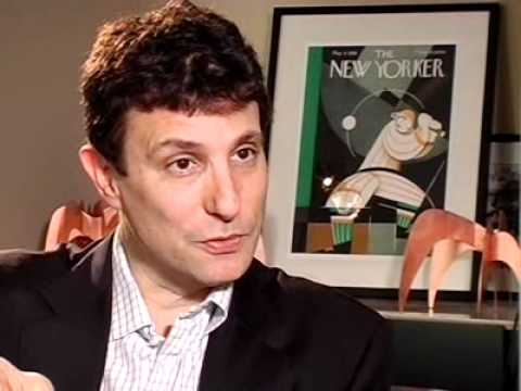 David Remnick at Swedish Grand Journalism Prize 2006
