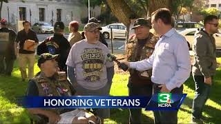 Families honor Mexican-American veterans