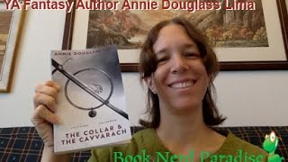 The Collar and the Cavvarach on Book Nerd Paradise