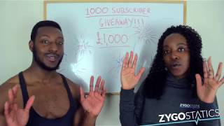 £1000 Giveaway!!- Thanks for 1000 Subs