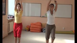 Каушики. Просто включи и танцуй 21 минуту (практика).