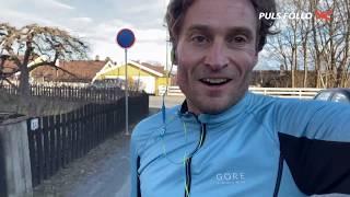 Løpeintervaller med Martin Henrik (6 x 2 min)