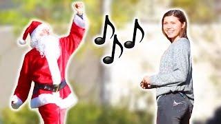 Santa Singing To Strangers! - Pranks Compilation (Ep. 34)