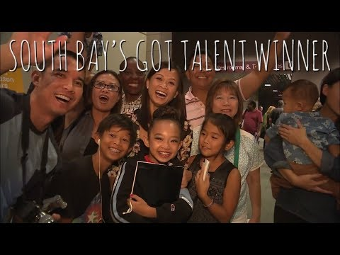Nicole Laeno | South Bay's Got Talent Winner |Torrance CitaCABLE News