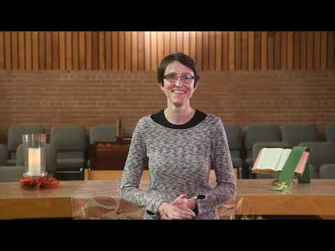 City View United Church Worship for November 1, 2020, Celebrating What City View Means…to the Future