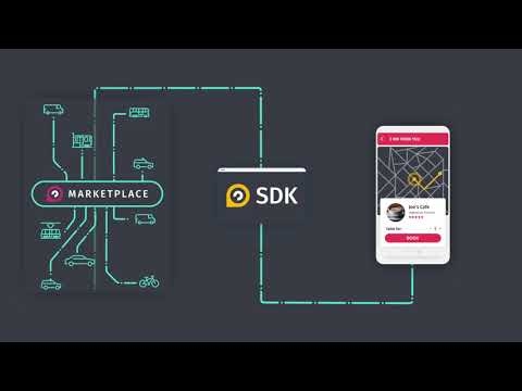 Introducing the HERE Mobility SDK