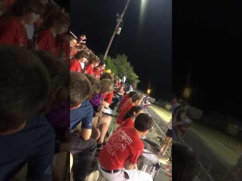Gueydan High School Band Plays 'Mathilda'