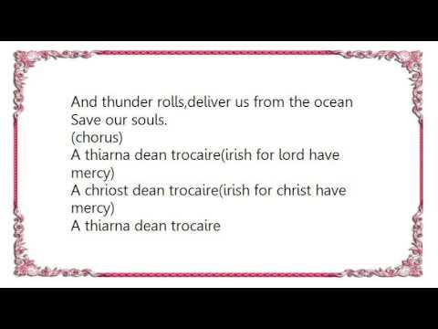 Celtic Thunder - Heartland Extended Version Version Lyrics