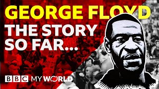 George Floyd and the history of police brutality in America - BBC My World