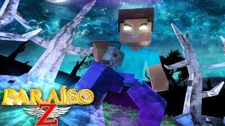 Minecraft : O HEROBRINE ESTÁ VIVO ?!! #04 (MINECRAFT PARAISO Z )