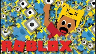 Escape The Minions!! Adventure Obby | Roblox | Online Gameplay