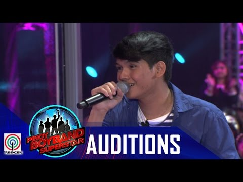 "Pinoy Boyband Superstar Judges' Auditions: Kenith Pasco - ""Pag-ibig"""