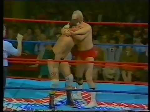 Dave Taylor v Ray Steele