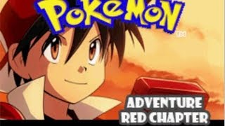 YOUR POKEMON ADVENTURE RED GAMEPLAY!