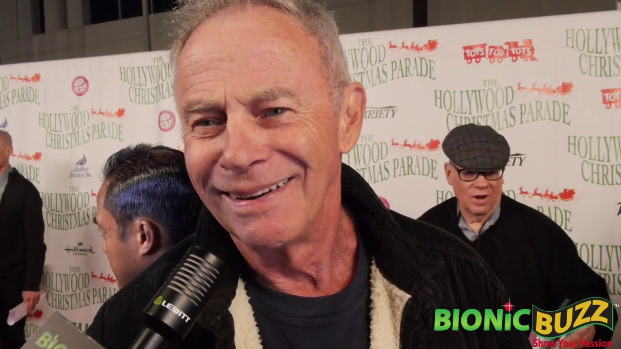 Rogers Christmas Parade 2019 Actor Tristan Rogers Interview at Hollywood Christmas Parade   YouTube