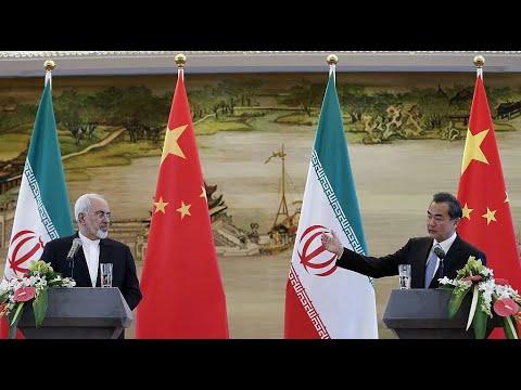 هل باع النظام الإيراني بلاده عبر اتفاقية غامضة طويلة الأمد مع #الصين؟