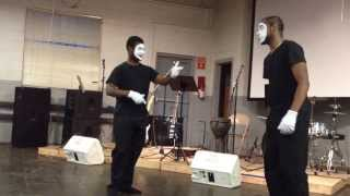 He Saw the Best in Me - Nikey & Brandon Walker Mime